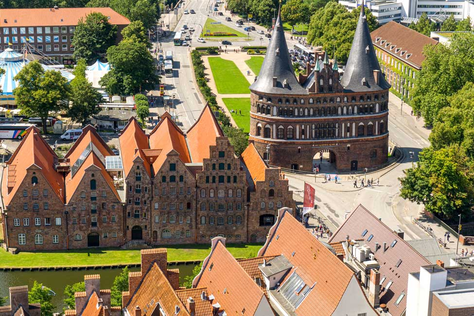 BEST OF LUBECK: 1 DAY WALKING TOUR ITINERARY