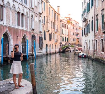 Photography in Venice