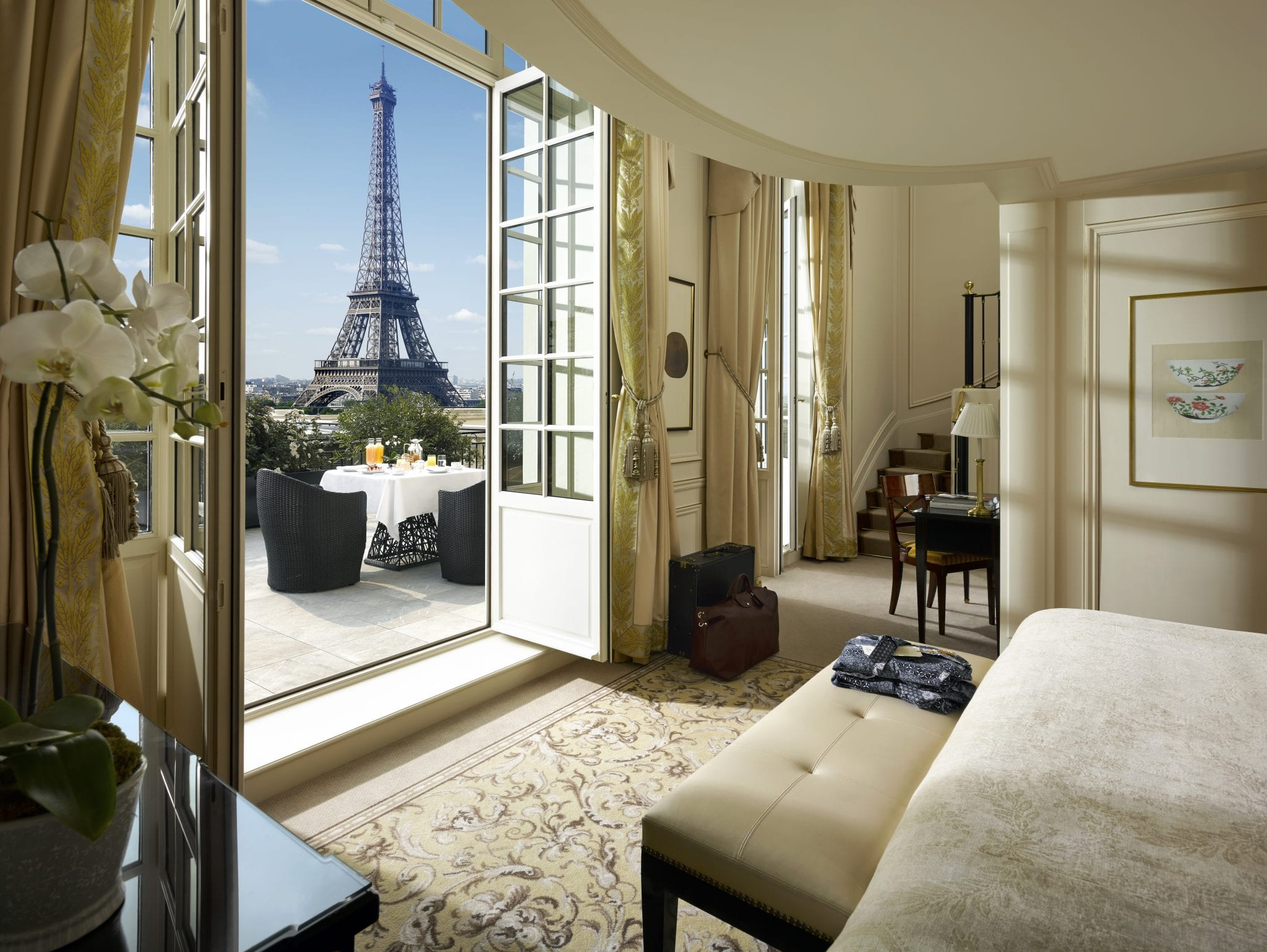 Most Instagrammable Hotels in Paris